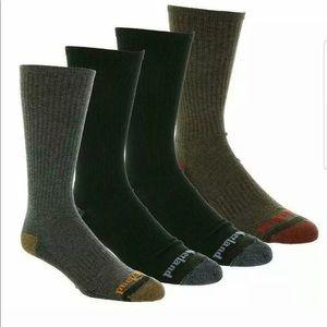 COPY - Men's Timberland Socks Sz 6-13 Assorted Co…